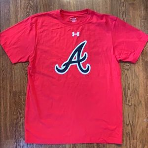 Under Armour Atlanta Braves Shirt